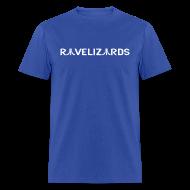 T-Shirts ~ Men's T-Shirt ~ UNOFFICIAL Ravelizards Shirt