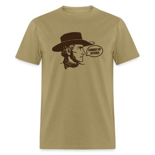 Cowboy Bitches - Men's T-Shirt