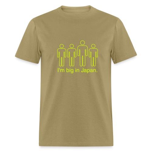 Big In Japan - Men's T-Shirt