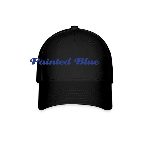 PAINTED BLUE CAP - Baseball Cap