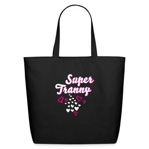 Super Tranny Cotton Tote Bag - Eco-Friendly Cotton Tote