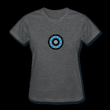 Deep heather Arc Reactor Women's T-Shirts