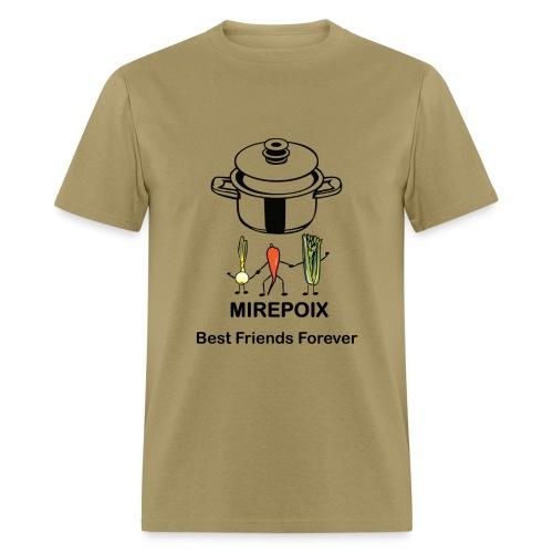 Mirepoix - Chef Shirt - Men's T-Shirt