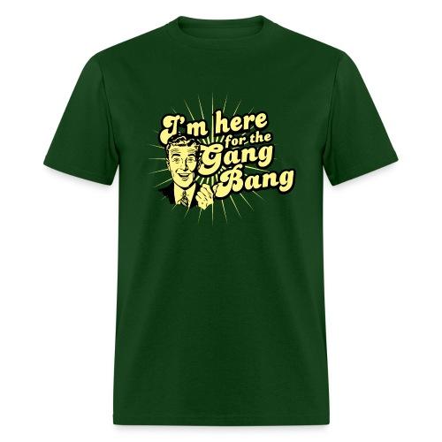 The Gangbang - Men's T-Shirt