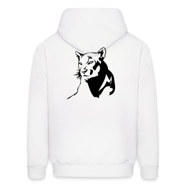 White puma Hoodies