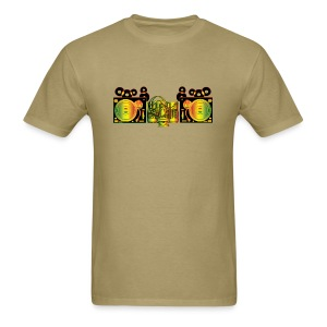 Reggae DJ - Men's T-Shirt