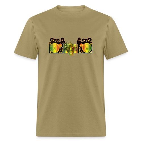 Reggae DJ - Men's T-Shirt