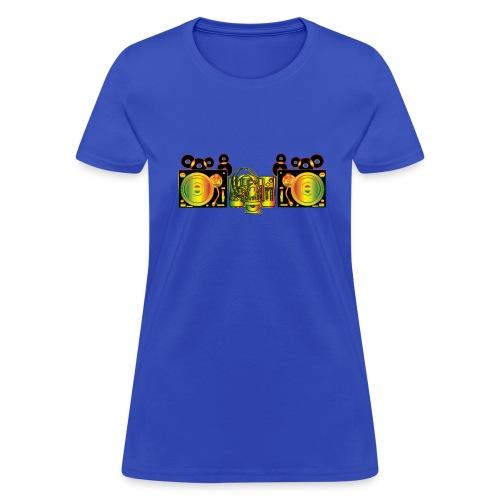 Reggae DJ - Women's T-Shirt