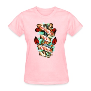 Anchor - Women's T-Shirt
