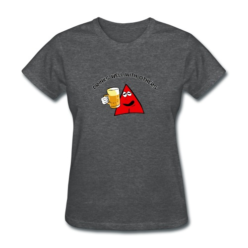 Sneables ladies party time tee - Women's T-Shirt