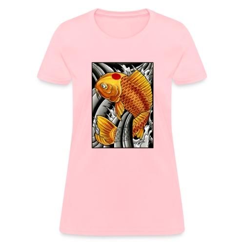 Koi 1 - Women's T-Shirt