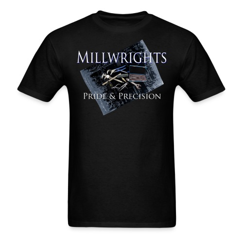 Millwright - Pride and Precision II - Men's T-Shirt