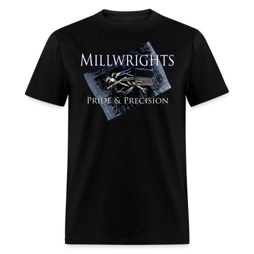 Millwright - Pride and Precision II - Men's T-Shirt