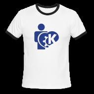 T-Shirts ~ Men's Ringer T-Shirt ~ KDE - Ringer T