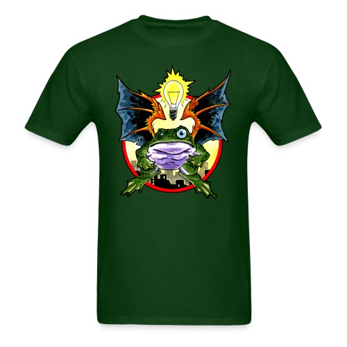 Flying Frog - Men's T-Shirt