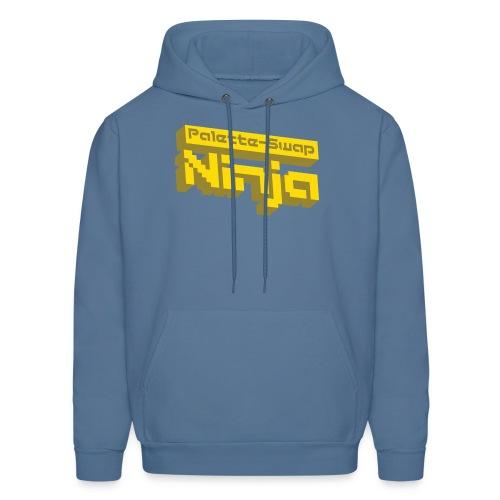 Palette-Swap Ninja - Logo Hoodie - Men's Hoodie