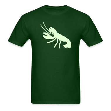 Forest green A LOBSTER T-Shirts
