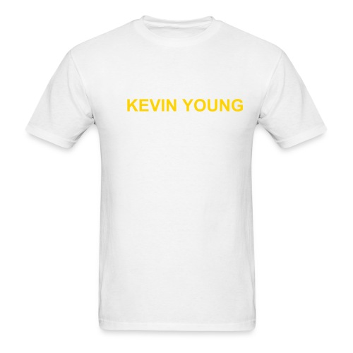 Kevin young - Men's T-Shirt