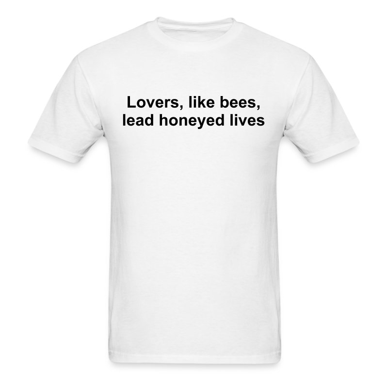 HoneyedLives - Men's T-Shirt