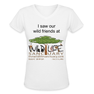 T-Shirts ~ Women's V-Neck T-Shirt ~ Women's V-Neck T-Shirt