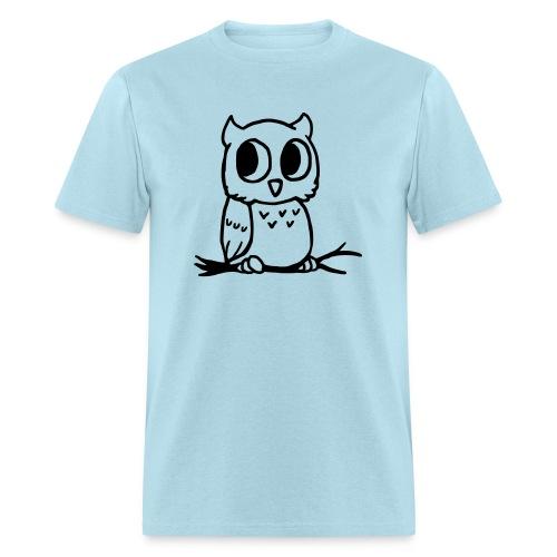 Men's Owl Shirt - Men's T-Shirt