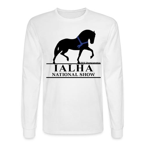2010 IALHA Nationals Long Sleeve - Men's Long Sleeve T-Shirt