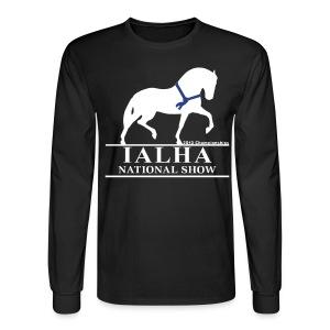 2010 IALHA Nationals Long Sleeve Dark - Men's Long Sleeve T-Shirt