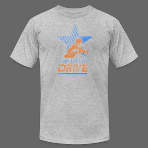 Detroit Drive Men's American Apparel Tee - Men's T-Shirt by American Apparel