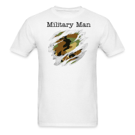 T-Shirts ~ Men's T-Shirt ~ Camo Flesh