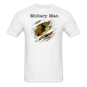 Camo Flesh - Men's T-Shirt