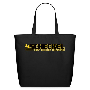 J.J. Scheckel Eco-Friendly Cotton Tote - Eco-Friendly Cotton Tote
