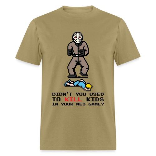 The Slashers 8-bit Jay T-Shirt Men - Men's T-Shirt