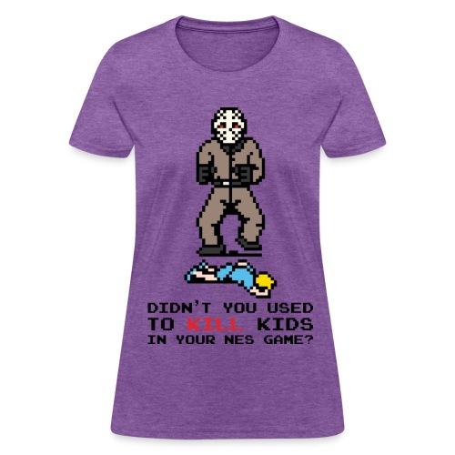 The Slashers 8-bit Jay T-Shirt Women - Women's T-Shirt