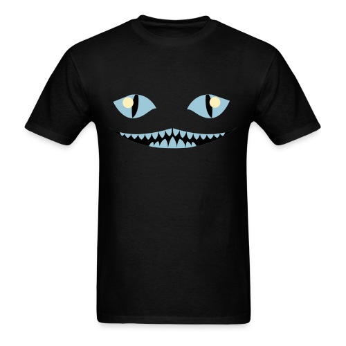 Alice and the Wonderlanders Text Mens Tee - Men's T-Shirt
