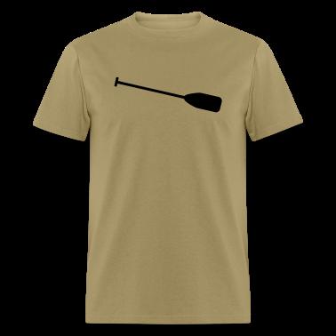 Khaki Canoeing T-Shirts