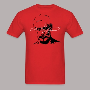 FILIBERTO MACHETE RED MEN - Men's T-Shirt