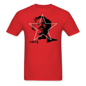ALBIZU STAR RED MEN - Men's T-Shirt