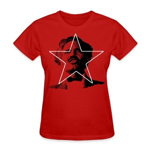 ALBIZU STAR RED WOMEN - Women's T-Shirt