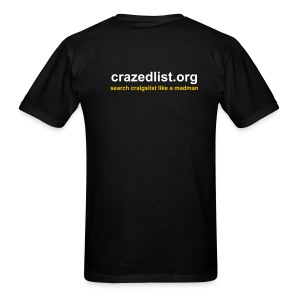 crazedlist.org - Men's T-Shirt