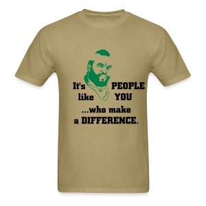 Make a difference - Men's T-Shirt
