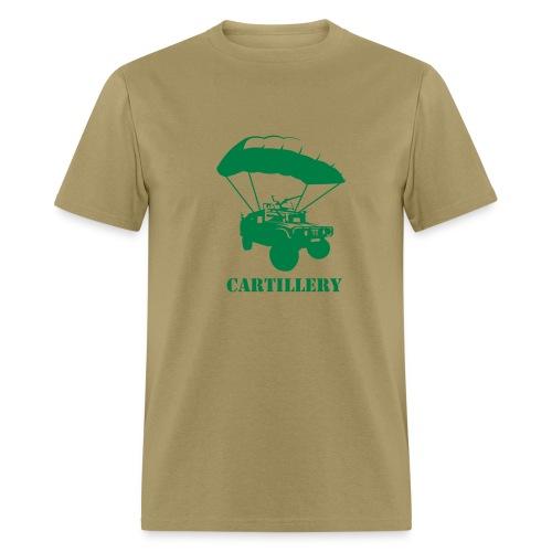 Cartillery - Men's T-Shirt