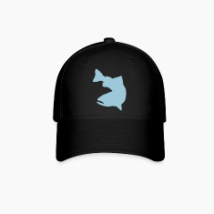 FLY FISHING VECTOR GRAPHIC - BASEBALL CAP