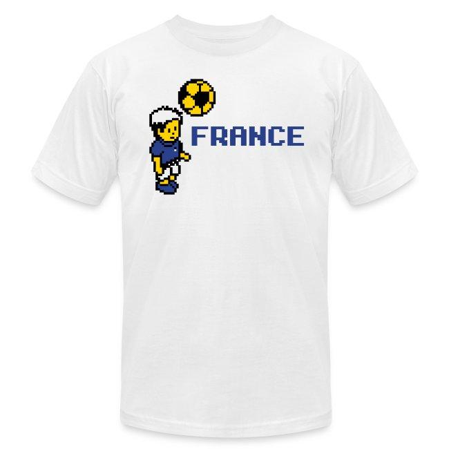 super popular 1d517 46603 France 2010 World Cup shirt   Men's Jersey T-Shirt