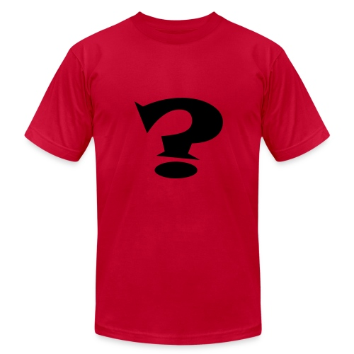 Question Mark - Men's  Jersey T-Shirt