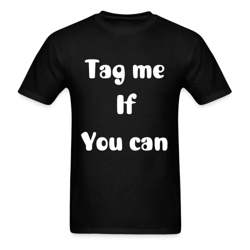 Facebook Tag - Men's T-Shirt