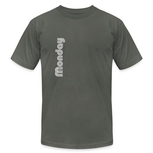 Days of the Week - Men's  Jersey T-Shirt