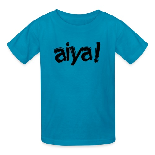Aiya! Kids' Tee - Kids' T-Shirt