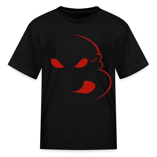 Kids Shadow Red Ninja - Kids' T-Shirt