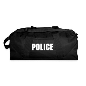 POLICE DUFFEL BAG - Duffel Bag