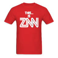T-Shirts ~ Men's T-Shirt ~ Jordan Zimmermann be the Dope Spin